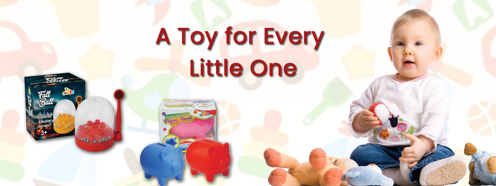 A Toy For Every Little One Manufacturers