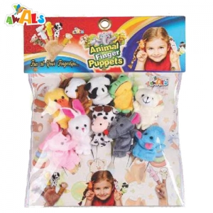 Finger Puppets Manufacturers in Noida