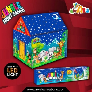 Kids Tent House Manufacturers in Jhansi
