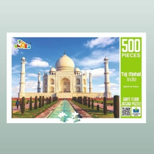 500 Piece Giant Jigsaw puzzle Manufacturers in Karnataka