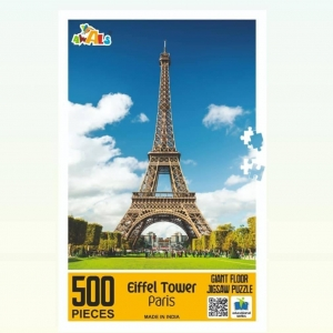 500 Piece Giant Jigsaw puzzle Manufacturers in Lucknow
