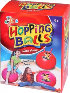 Hopping Balls (L) Manufacturers in Bhopal