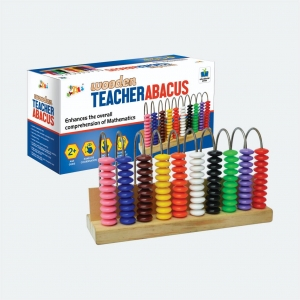 Wooden Teacher Abacus Manufacturers in Haryana